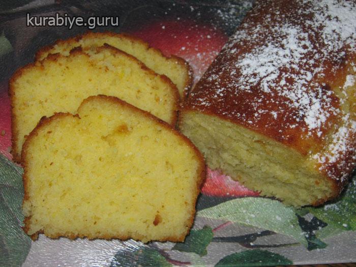 кекс с лимоном рецепт с фото пошагово