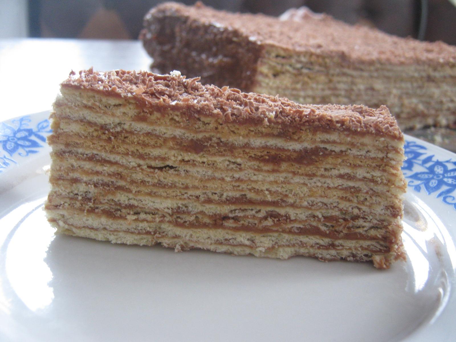 Торт идеал классический рецепт с пошагово