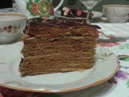 Торт Шоколадный рыжик