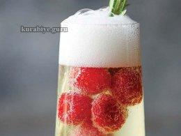 Пунш ягодный с шампанским
