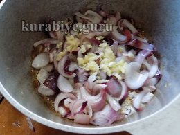 Свинина по-мексикански с фасолевым салатом