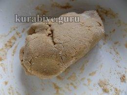 Овсяно-гречневое печенье