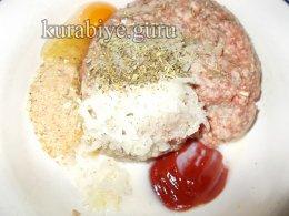Сырные тефтели с моцареллой в томатном соусе