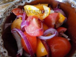 Маринуем овощи в яблочном уксусе с мёдом