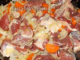 Машевый суп по-узбекски