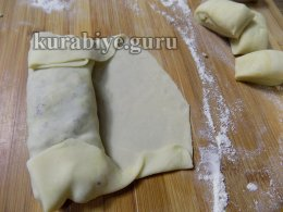 Постные пирожки с картофелем и маком