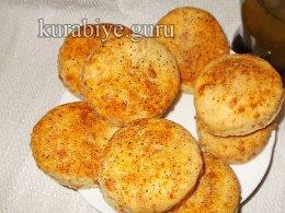 Печенье с сыром на пиве