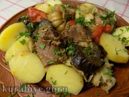 Домляма, рецепт по-узбекски