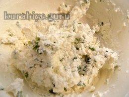 Запеканка из кабачков с сырной начинкой