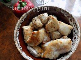 Тушеная свинина «Герцоговина» с рисом и овощами