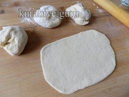 Клубничный пирог с глазурью
