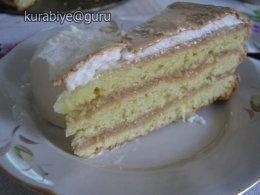 Лимонный пирог с меренгой, фото рецепт