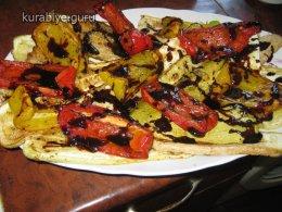 Овощи запеченные в духовке, рецепт с фото