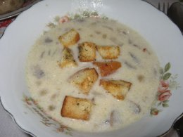 Грибной суп пошаговый рецепт с фото