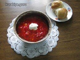 украинский борщ пошаговый рецепт с фото