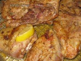 Лимонный цыплёнок с рисом
