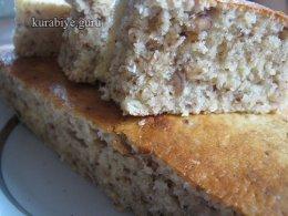 Кокосово-ореховый пирог