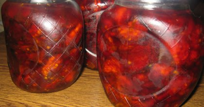 как сделать вяленые помидоры в домашних условиях