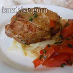Жаркое из курицы по-хорватски