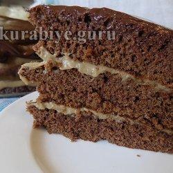Торт-медовик Капучино