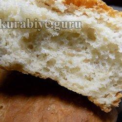 Быстрый хлеб без замеса с семечками