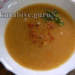 Вкусный суп из красной чечевицы с кукурузой