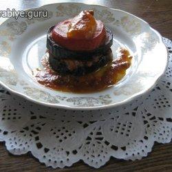 Мусака с баклажанами, рецепт с фото