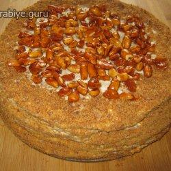 Торт «Рыжик» классический, рецепт с фото пошагово