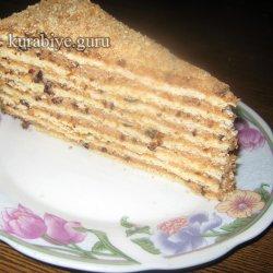 Торт медовик  «Невестка»